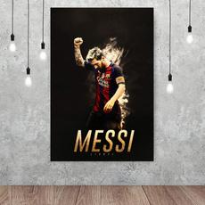 Star, artwallprint, Home Decor, Messi