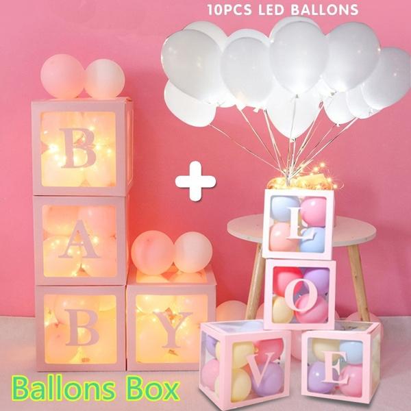 latex, led, Shower, Balloon