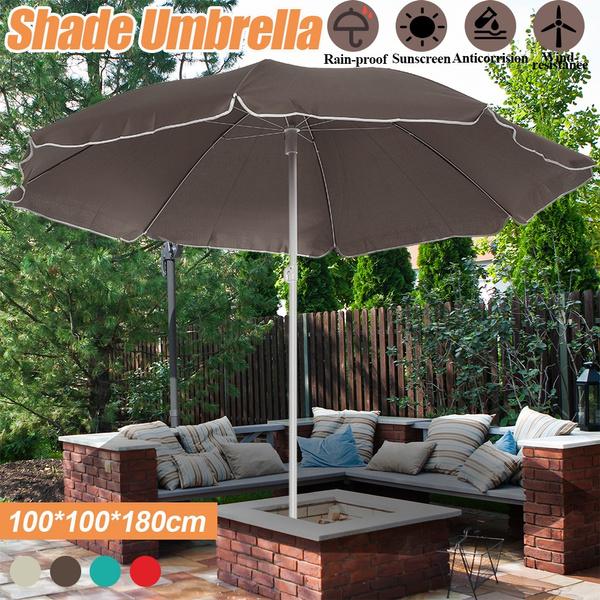 outdoorcampingaccessorie, Outdoor, beachumbrella, Garden