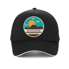 outdoorhikingandcamping, Adjustable Baseball Cap, Outdoor, runningcap