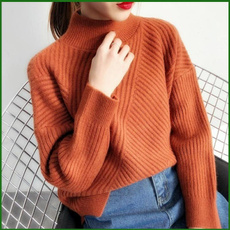 Fashion, Winter, pullover sweater, women sweaters and pullovers