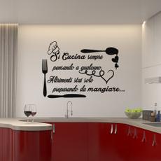 cuisine, Decor, muraldecal, Posters