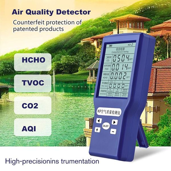 hcho, gasanalyzer, Monitors, aqi