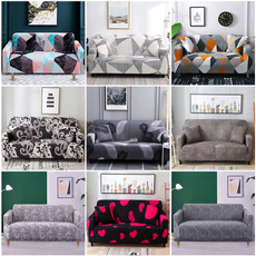 loveseat, couchcover, Elastic, Home & Living