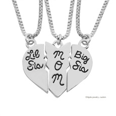 Heart, mexican, Jewelry, ladiesnecklace