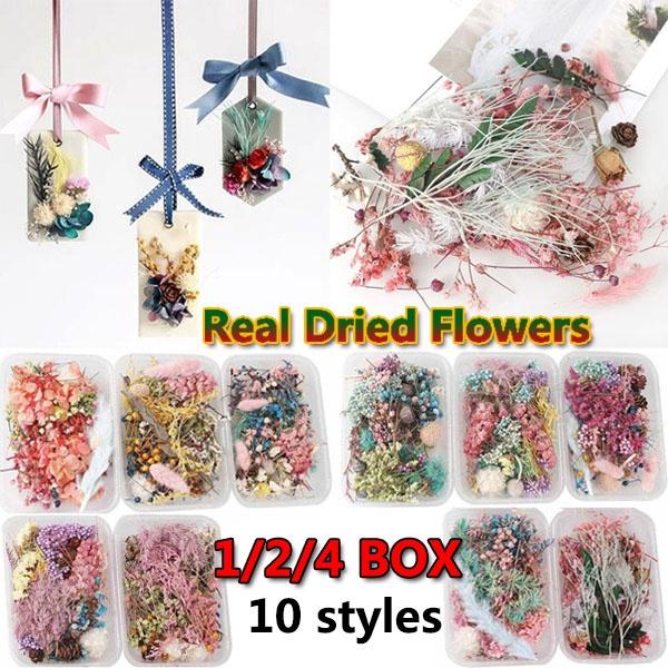Box, flowersampplant, pendantsjewelrymaking, flowerjewelry