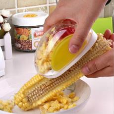 cornthreshingstrippingkernelercutpeelthresher, Kitchen & Dining, Kitchen & Home, kitchencobremovercorngrainseparatorstripper