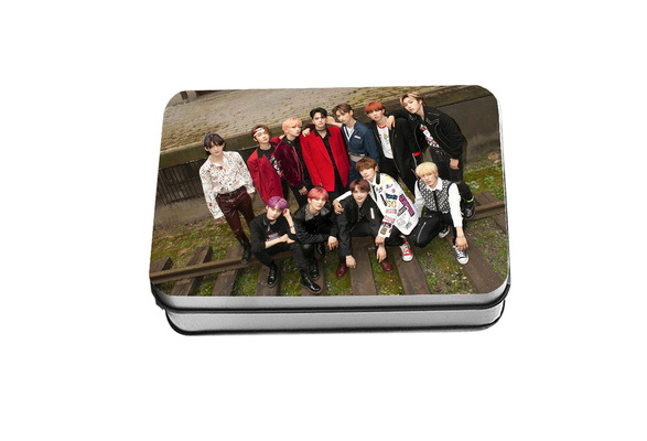 Kpop The Boyz Hwall Hyunjae Paper Lomo Photo Card Kevin Jacob Bae Dream Like Ddd Hd Polaroid Photocard Collective Cards Wish