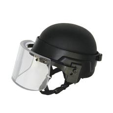 Helmet, bulletprooffacemask, ballisticvisor, shield