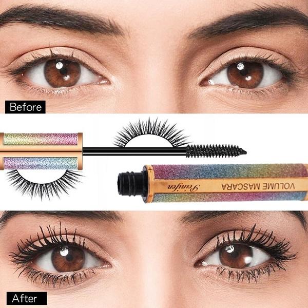 eyelashmascara, Fiber, Beauty, Waterproof