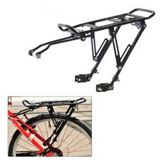 luggageshelf, Bicycle, bikespannier, Aluminum