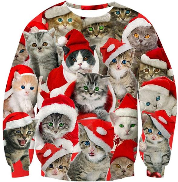 Funny, Fashion, Christmas, unisex