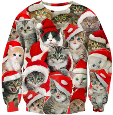 Funny, Fashion, Christmas, unisex