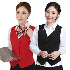 Vest, womendressvest, womenformalwaistcoat, cafebarvest