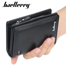 Mini, leather wallet, shortwallet, Shorts
