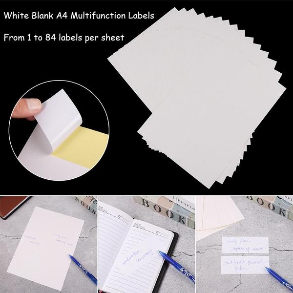whitesticker, laserprinterpaper, splittingpaper, printerpaper
