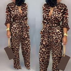 Fashion, wideleg, Necks, Sleeve