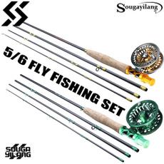 fishingpolecarbon, Fiber, freshwaterfishing, flyrod