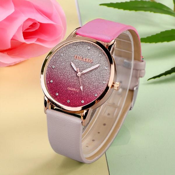 Fashion, dresswatchbraceletwatch, Simple, wristwatch
