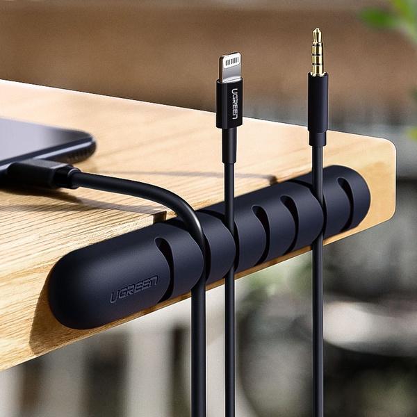 ugreen, Silicone, computer accessories, cableorganizer
