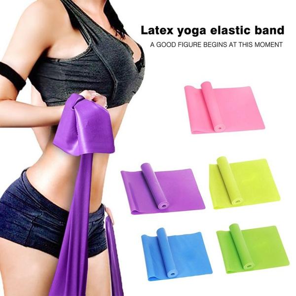 Training, Yoga, Elastic, Fitness