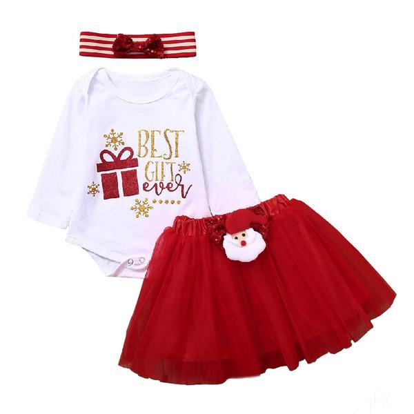 Baby Girl, kids clothes, Christmas, bowknotheadband