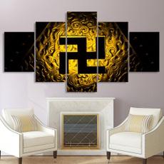 buddhistsymbol, canvasprint, homeampoffice, Home