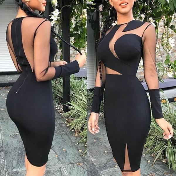 party, Club Dress, Plus Size, women dresses