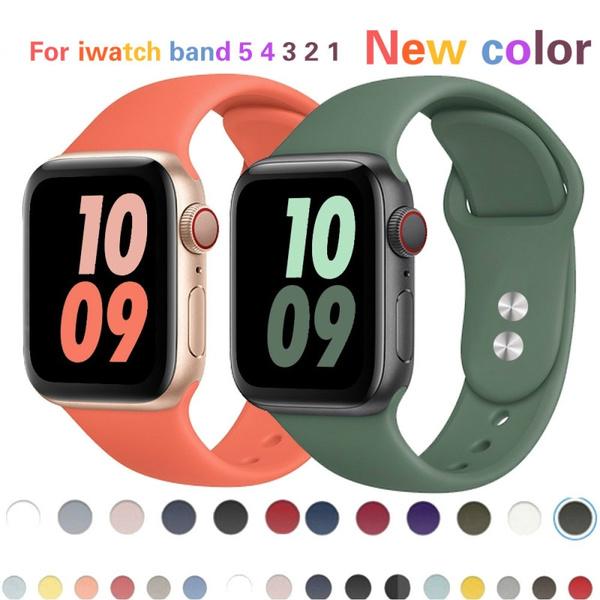 Apple, iwatchband38mm, applewatchband42mm, Silicone