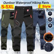 Hiking, Outdoor, men trousers, Waterproof