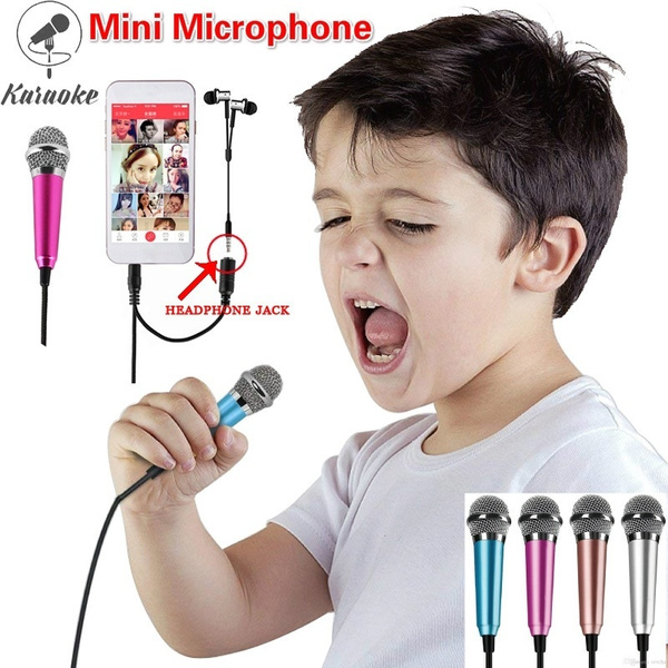 Mini, Microphone, cellphonemicrophone, Apple