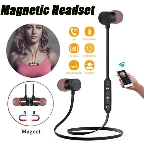 Headphones, Headset, Earphone, magneticheadphone