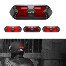 motorcycleaccessorie, helmettaillight, led, Helmet