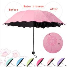 Magic, rainumbrella, flowerumbrella, Umbrella