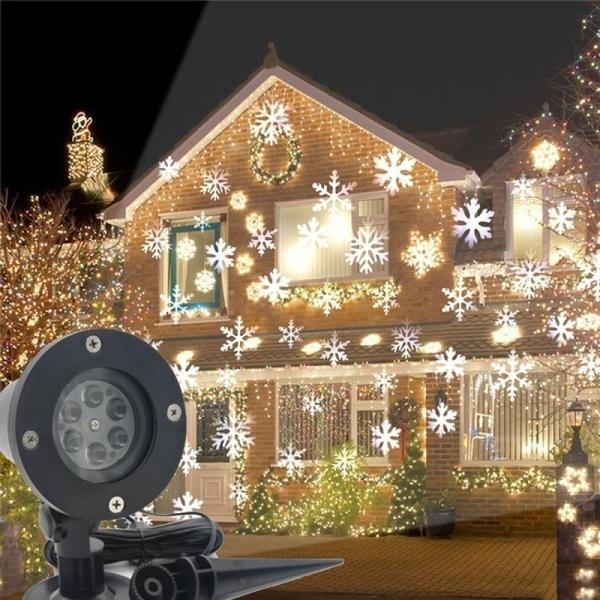 Outdoor, led, Garden, projectorlight