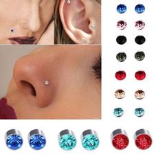 nosestudearring, Jewelry, Stud Earring, piercing