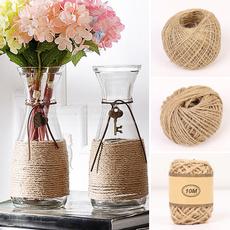 Rope, wedding decoration, Gifts, jutetwinecord