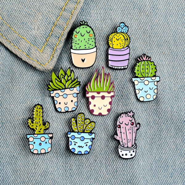 cute, Plants, Pins, Gifts