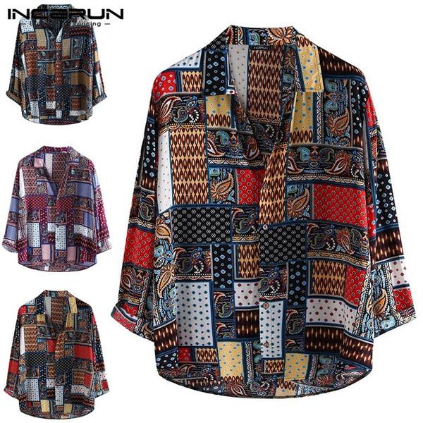 bohemia, Fashion, Shirt, Hawaiian