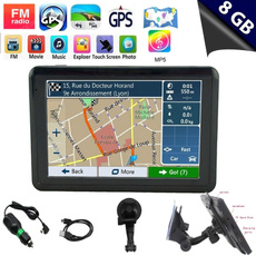 Touch Screen, Gps, Cars, gpsnavigation