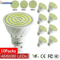 led, Home Decor, gu10, lights