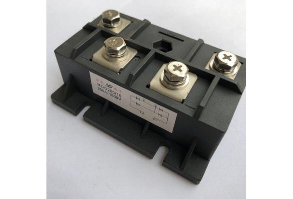 Einphasen Brückengleichrichter Modul MDQ200A-16 200A 1600 V Diodenbrücke DE■