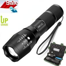 Flashlight, led, 18650flashlight, rechargeableflashlight