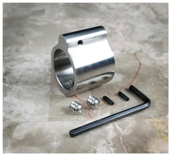 Steel, Stainless Steel, microgasblock, lowprofile
