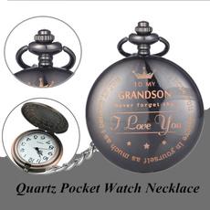 Pocket, dial, quartz, Love