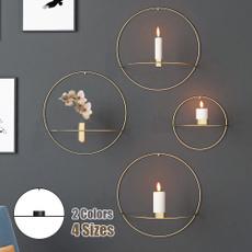 Candleholders, Decor, Geometric, hangingcandlestick