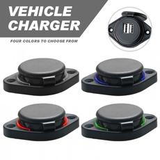 dualportcarcharger, motorcyclechargersocket, usb, buschargersocket