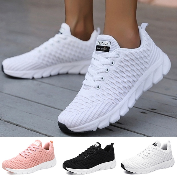 Ladies Fashion Casual Running Shoes