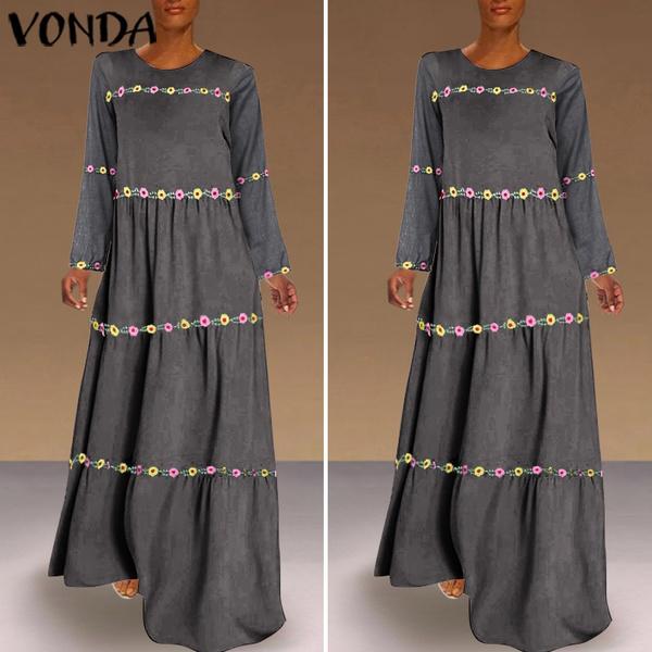 tunicdresse, Plus Size, Long Sleeve, Dress