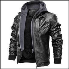 motorcyclejacket, Moda, manpujacket, bomberleatherjacket